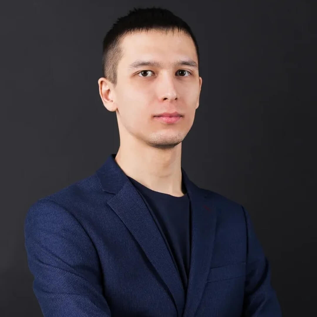 Губайдулин Ильдар - Главный редактор - Оформитель