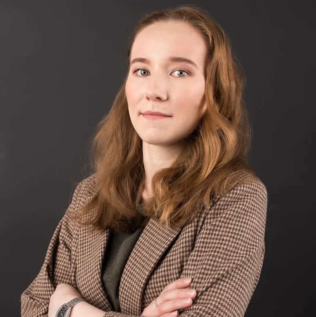 Бадикова Алина - Ведущий GIS-специалист