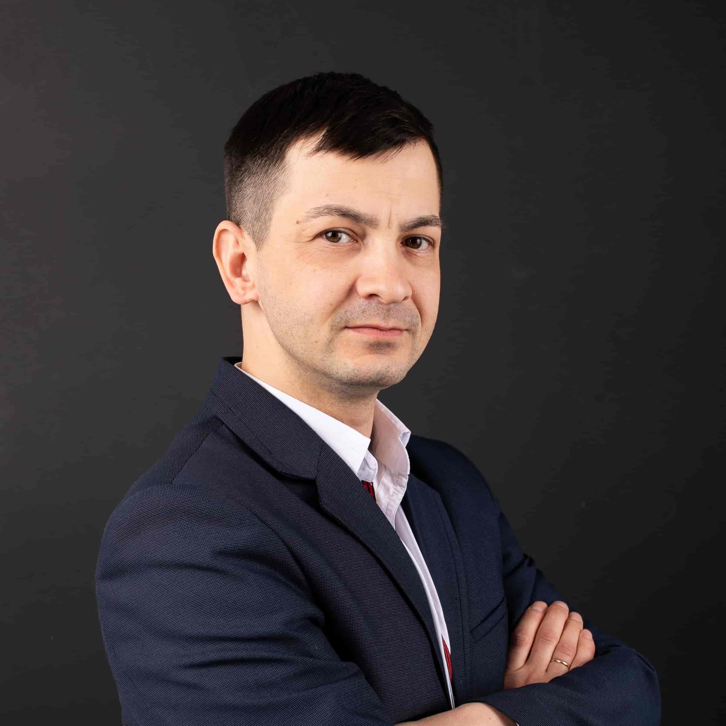 Самигуллин Ильдар Робертович - Начальник отдела лесоустройства